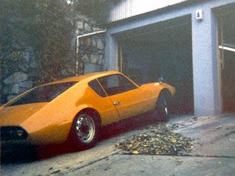 Manfreds Fiberfab Bonanza GT Kitcar